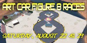 ArtCarFigure8Races