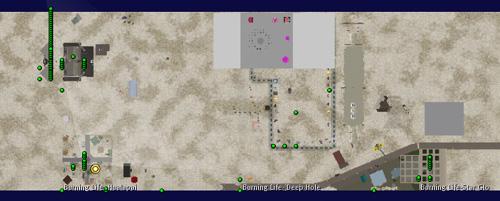 Spring Fling Map Shot