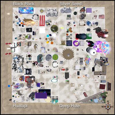 Playa Map 2011
