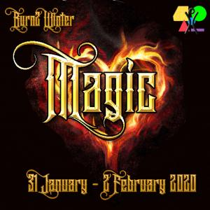 Burn2 Winter Burn 2020: Magic!