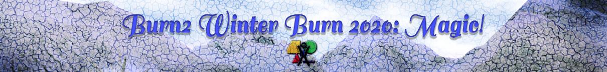 Winter Burn 2020: Magic! Header