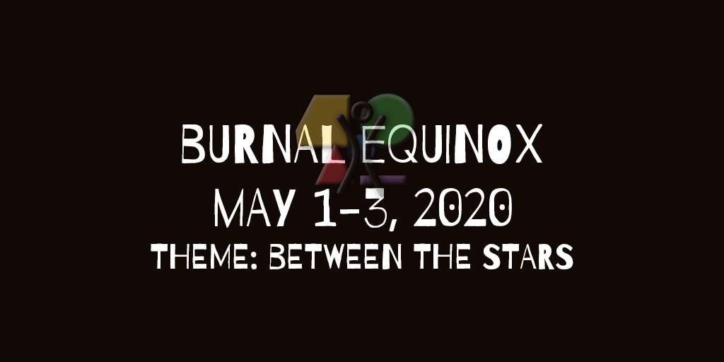 Burn2 Burnal Equinox 2020