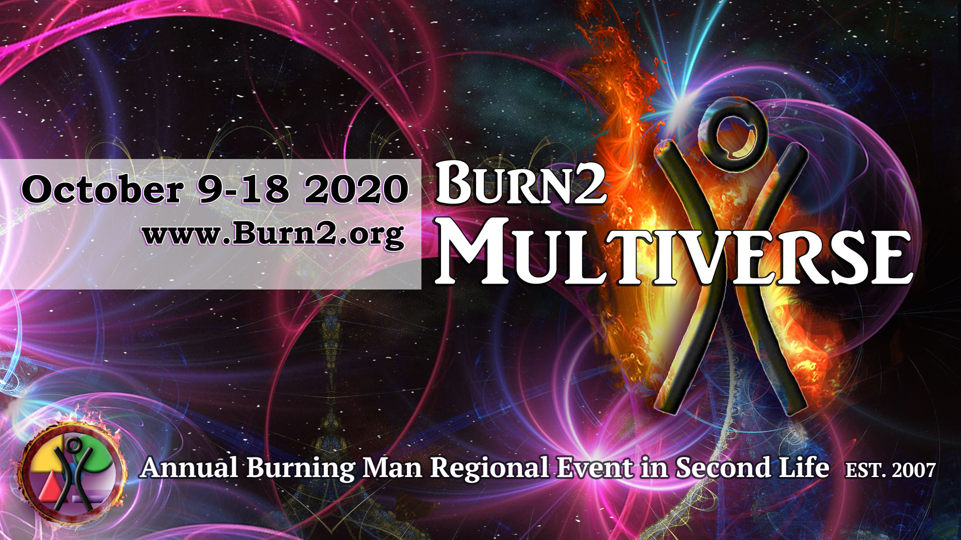 Burn2 The Multiverse 2020