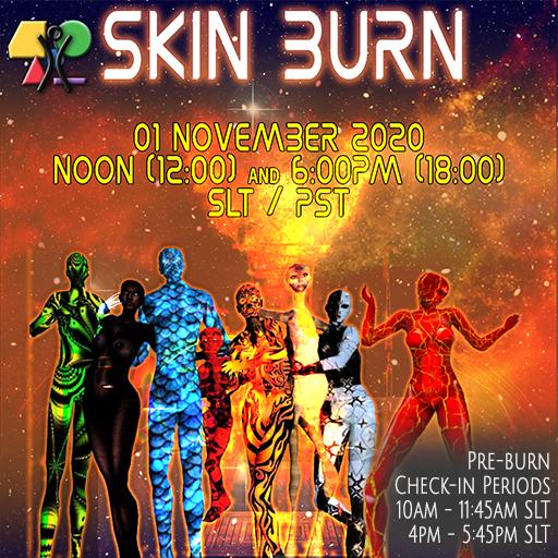 Skin Burn 2020