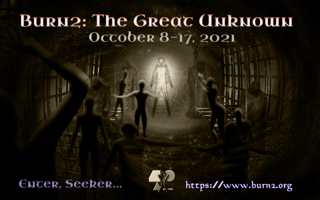 Burn2 2021 The Great Unknown